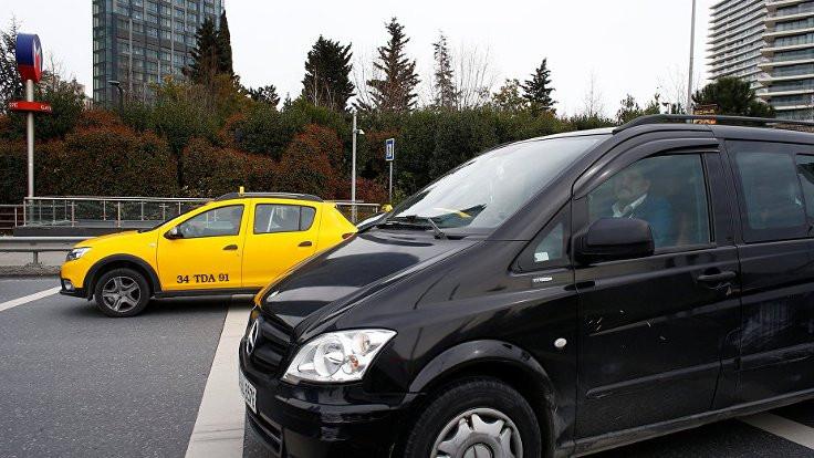 Kavga Uber'e yaradı: Müşterisi katlandı