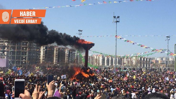 Diyarbakır, Newroz'u kutladı