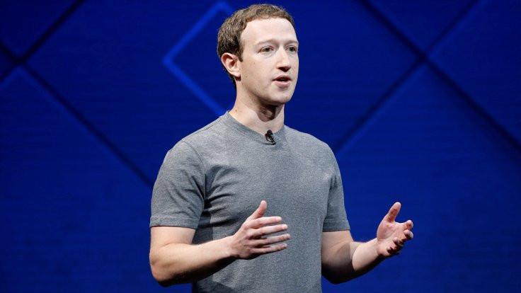 Facebook'ta Zuckerberg'e Trump isyanı