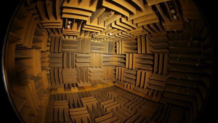 Dünyanın en sessiz odası yapıldı!