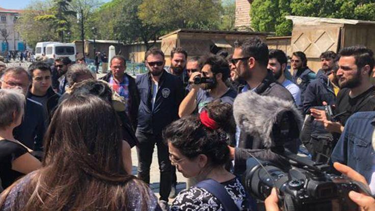 Polis: Ermeni Soykırımı demeyin