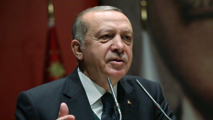 Erdoğan 316 imzayla cumhurbaşkanı adayı