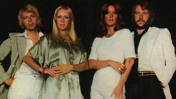 ABBA'dan 35 yıl sonra gelen şarkı