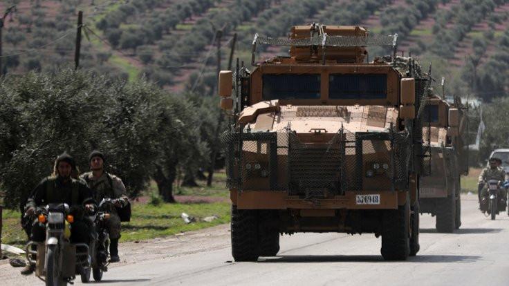 Afrin'de 1 sivil personel hayatını kaybetti