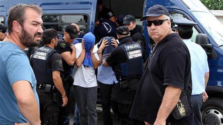 Yunanistan'a iltica başvurusu 38 kat arttı