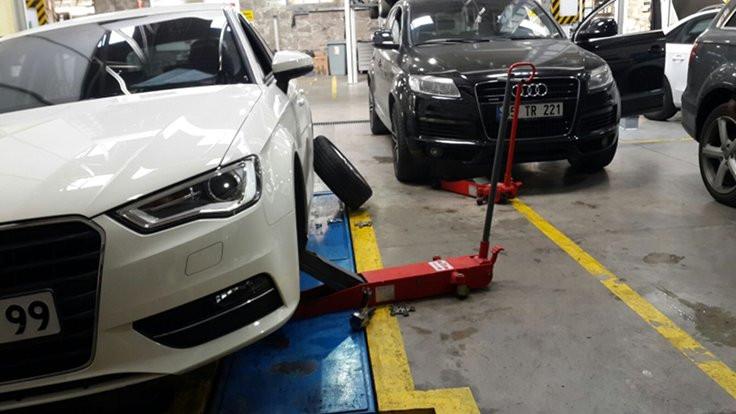 Audi 1.16 milyon aracı geri çağırdı