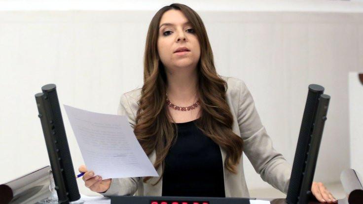 HDP'li Özkan'a hapis cezası