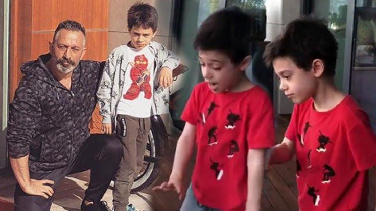 Cem Yılmaz oğlu Kemal'in dans videosunu paylaştı: Mansur Ark geri döndü!