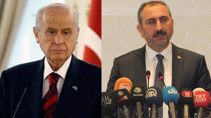 Abdulhamit Gül, Devlet Bahçeli ile görüştü
