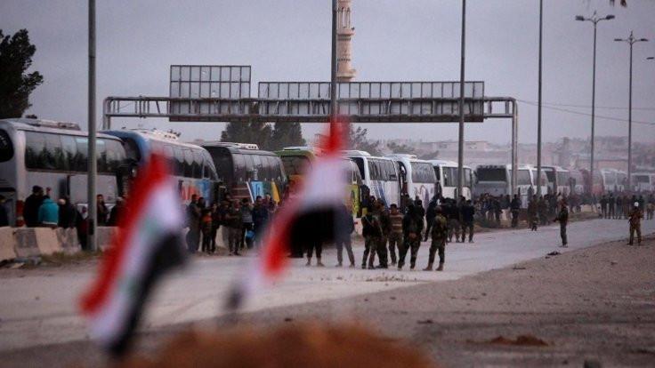 Ceyşül İslam Türkiye sınırına kaydırılıyor