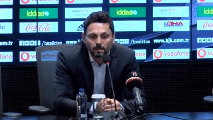 'Beşiktaş'a değil, farklı kişilere kaybettik'