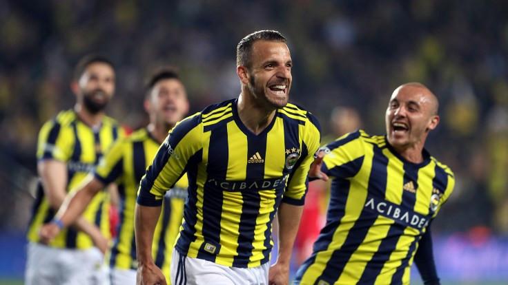 Fenerbahçe'den 4 gollü galibiyet