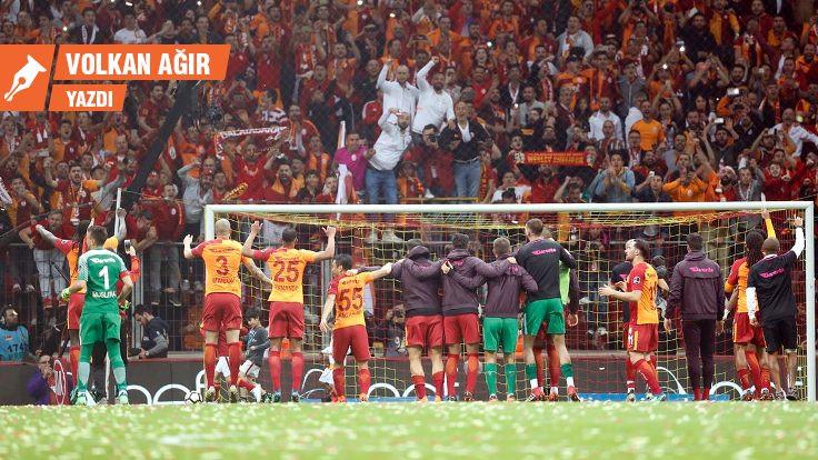Psikolojik üstünlük Galatasaray'da
