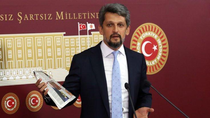 Paylan'dan 'Ermeni Soykırımı' kanun teklifi