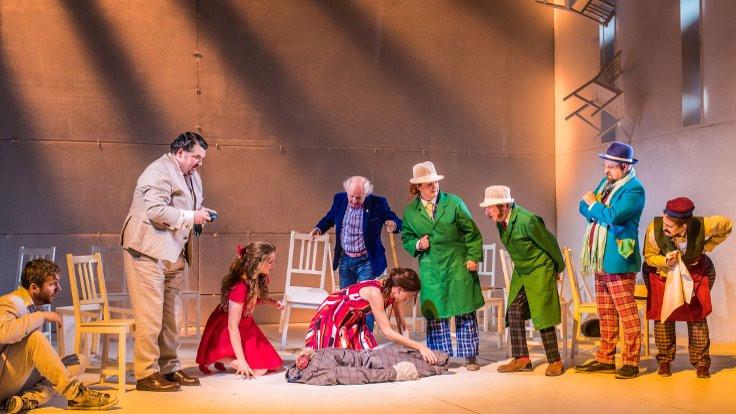 İskoçya'nın konuğu: DOT Tiyatro