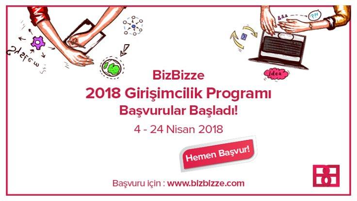 Bizbizze 2018 programı!
