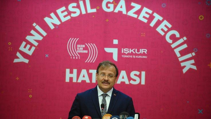 Hakan Çavuşoğlu: Tetikçilik yapanları aranızdan ayırmanızın vakti geldi