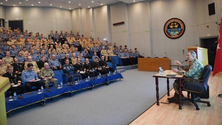 'Ege ve Doğu Akdeniz'de oldubittiye izin verilmeyecek'