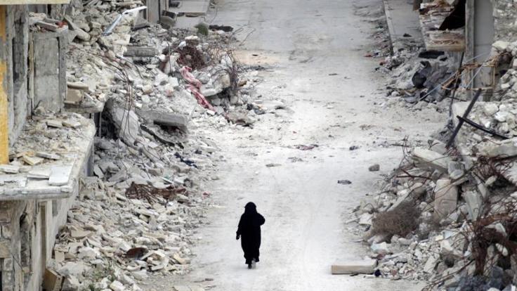 BM: İdlib, Doğu Guta ve Halep olmasın