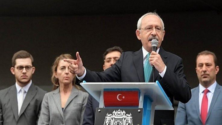 Kılıçdaroğlu'na 'Erdoğan' fezlekesi