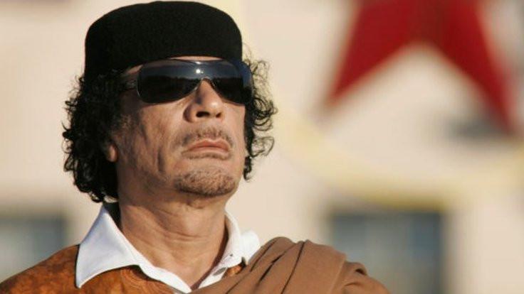 Kaddafi'nin hayatı dizi oluyor