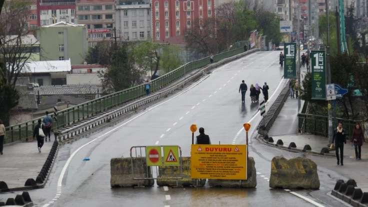 Kadıköy'de bir yıl trafik çilesi