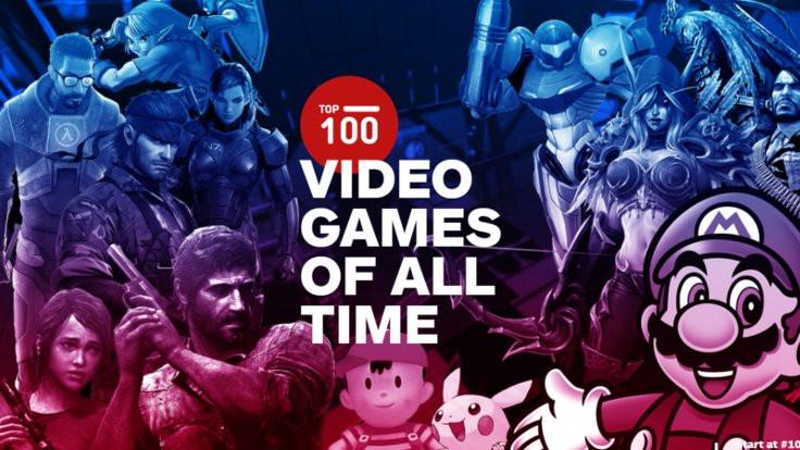 Dünyanın en iyi oyunları!