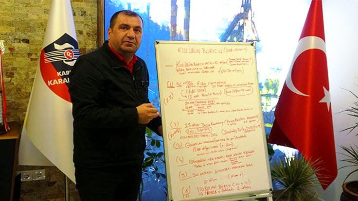 'Türk futbolunun katili kulüp yöneticileridir'