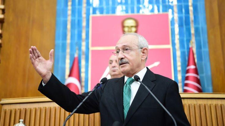 CHP PM'den Kılıçdaroğlu'na yetki