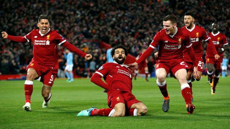 Liverpool favori tanımadı