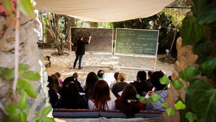Nesin Köyü yaz okulları Haziran'da başlıyor