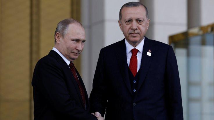 Erdoğan ve Putin, Akkuyu'nun temelini attı