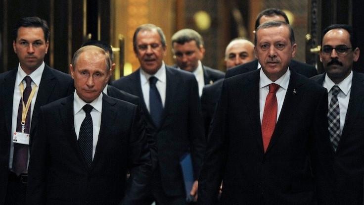 Erdoğan ve Putin, Akkuyu'nun temel atma törenine telekonferansla katılacak