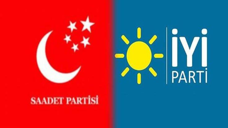 Saadet Partisi İYİ Parti'yi ziyaret edecek