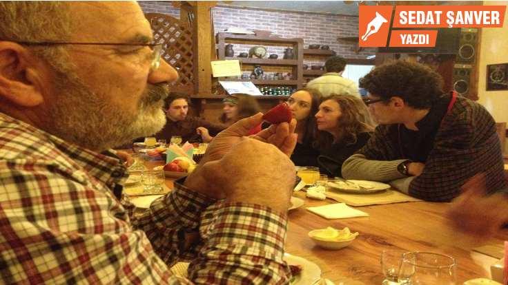 'Filistin' ile 'İksir' arasındaki Mansur Balcı