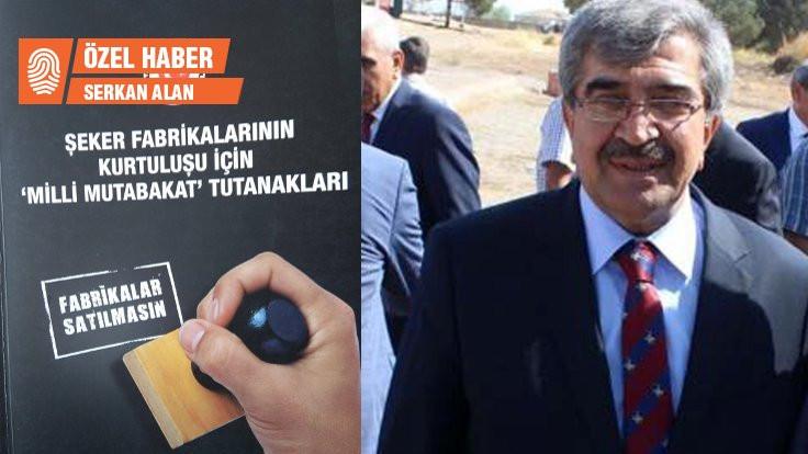 AK Partili başkanın son uyarısı: Şekeri satmayın