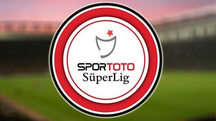 Süper Lig'in 1'inci haftasında sakat ve cezalı oyuncular