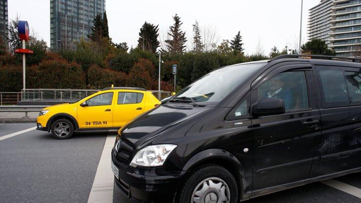 'Yerli Uber' kuruldu: @taksi!