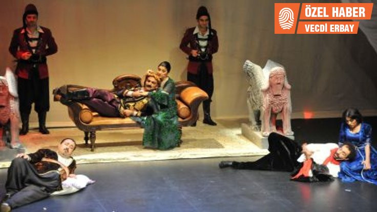 'Shakespeare'in deliliğini Kürtlerden öğrendik!'