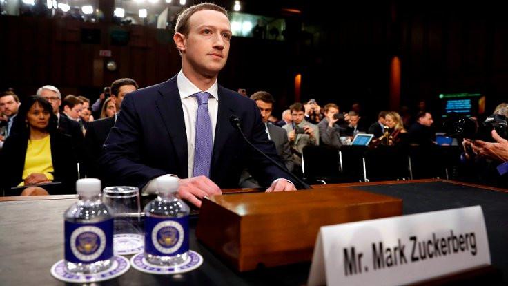 Zuckerberg: Olanlardan ben sorumluyum