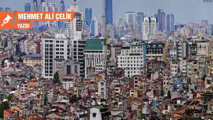 Doğadan ontolojik kopuş: İnsanın yeni hapishanesi anti ekolojik kentler