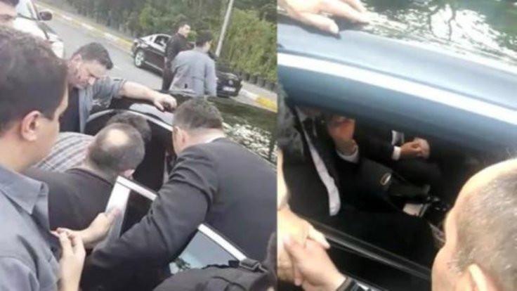 'Reisim açız' diyen taksicilere koruma engeli