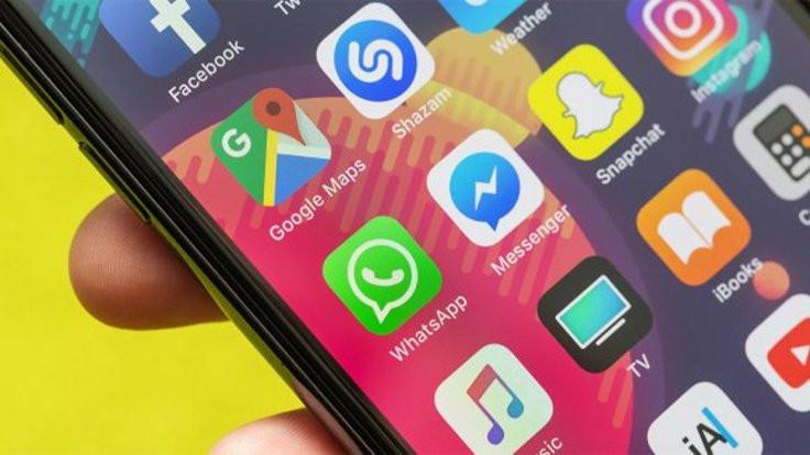 Whatsapp'tan sohbete filtre!
