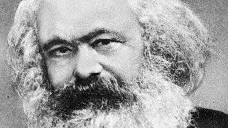 TRT'de Marx: Yabancıya imaj olsun!