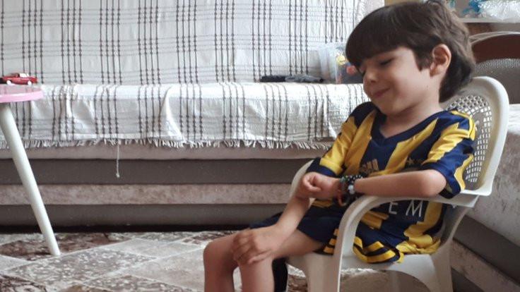 'İlacımızı verin, 5 yaşında ölmek istemiyorum'