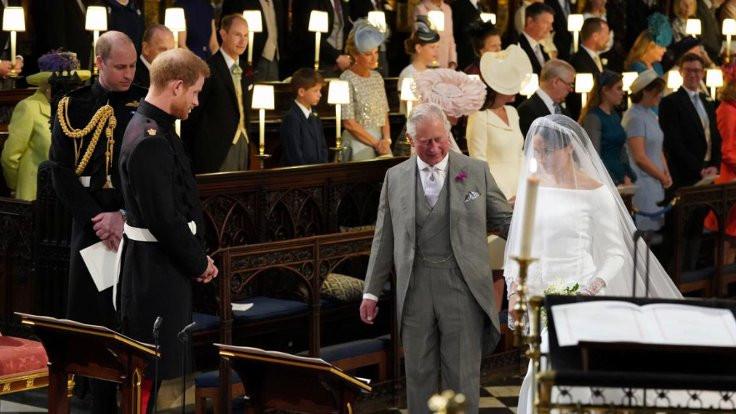 Kraliyet düğünü: Harika görünüyorsun!