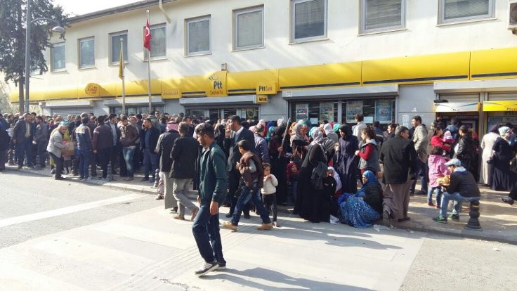 5 bin kişilik iş için 145 bin kişi sınav ücreti yatırdı