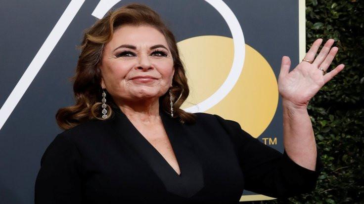 Roseanne ırkçı tweet yüzünden kovuldu