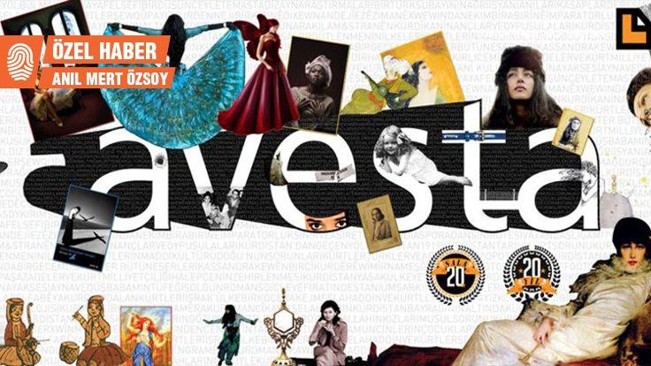 Avesta Yayınları'nın 9 kitabı yasaklandı