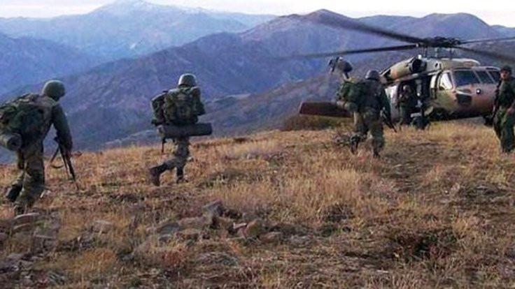 Sınır ötesinde PKK'yle çatışma